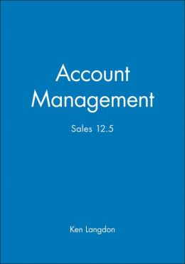Account Management: Sales 12.5
