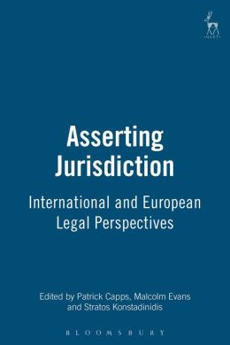 Asserting Jurisdiction