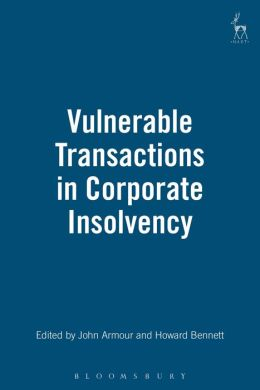 Vulnerable Transactions in Corporate Insolvency