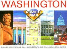 Washington, DC PopOut Map