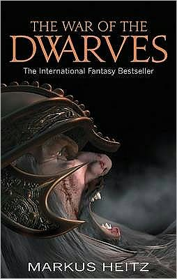 The War of the Dwarves (Dwarves Series #2)