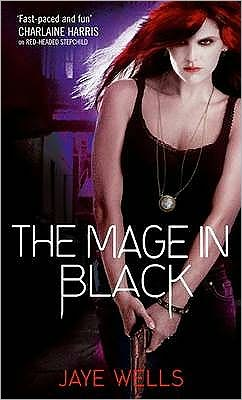 The Mage in Black (Sabina Kane Series #2)