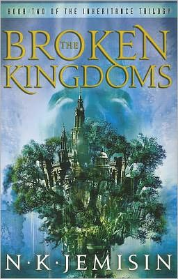 The Broken Kingdoms (Inheritance Series #2)