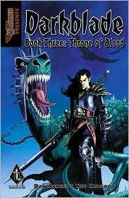Darkblade III: Throne of Blood