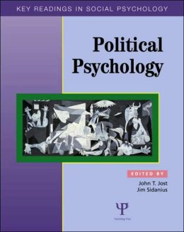 Political Psychology: Key Readings (Key Readings in Social Psychology)