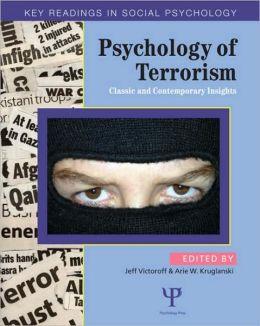 Psychology Of Terrorism: Key Readings