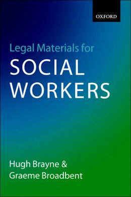 Legal Materials for Social Workers