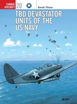 TBD Devastator Units of the U. S. Navy
