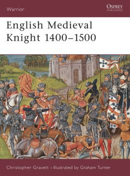 English Medieval Knight 1400-1500