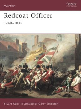 Redcoat Officer: 1740-1815