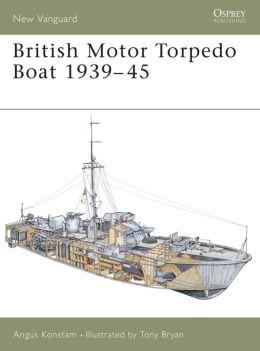 British Motor Torpedo Boat 1939-45
