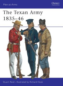 Texan Army 1836-46