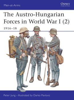 Austro-Hungarian Forces in World War I (2) 1916-1918