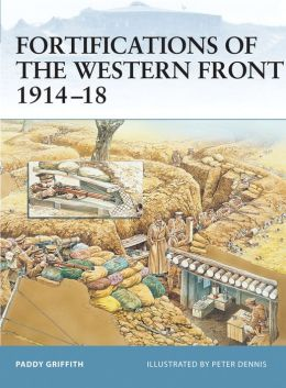 Fortifications Western Front 1914-18