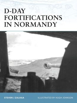 D-Day Fortifications in Normandy (Fortress 37)