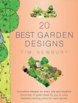 Twenty Best Garden Designs