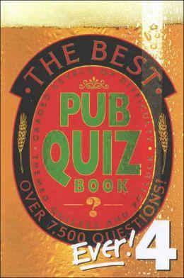 Best Quiz Book Ever 4