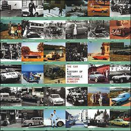 The Car: The Illustrated History of the Automobile