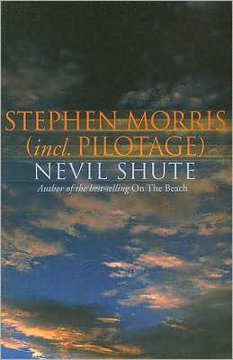 Stephen Morris (With the Short Story Pilotage)