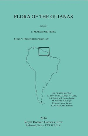 Flora of the Guianas: Series A: Phanerogams Fascicle 30: 139 Gentianaceae
