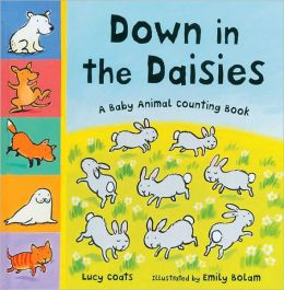 Down in the Daisies: A Baby Animal Counting Book