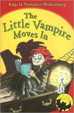 The Little Vampire Moves In