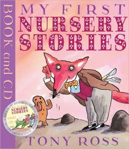 My First Nursery Stories Book and CD