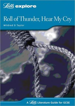 Roll of thunder hear my cry free essay