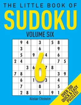 Little Book of Quick Sudoku