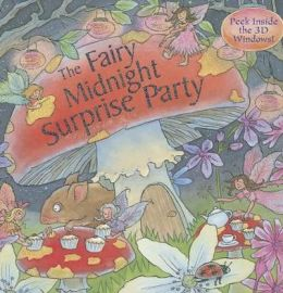Fairy Midnight Surprise Party: Peek inside the 3D windows!