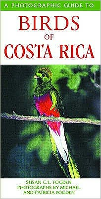Birds of Costa Rica : A Photographic Guide To