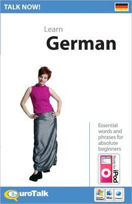 Talk Now! Learn German