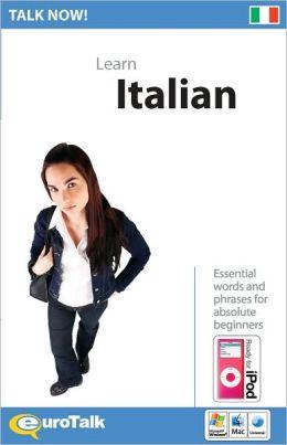 Talk Now! Learn Italian