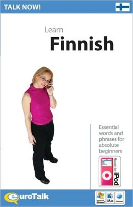 Talk Now! Learn Finnish