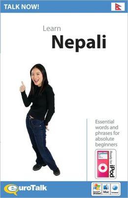 Talk Now! Learn Nepali