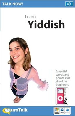 Talk Now! Learn Yiddish