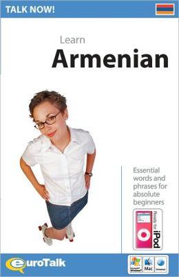 Talk Now! Learn Armenian