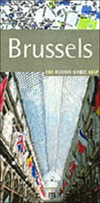 The Rough Guide to Brussels Map