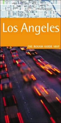 The Rough Guide to Los Angeles Map