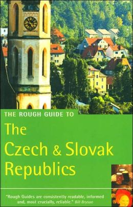 The Rough Guide to the Czech and Slovak Republics