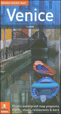 The Rough Guide to Venice Map 2