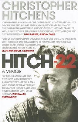 Hitch-22: Confessions and Contradictions
