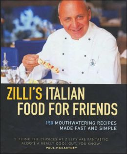 My Italian Food for Friends