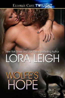 Wolfe's Hope (Breeds Series #10)