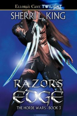 Razor's Edge (Horde Wars, Book Three)