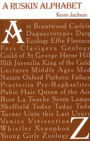 A Ruskin Alphabet