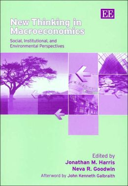 New Thinking in Macroeconomics: Social, Institutional, and Environmental Perspectives