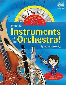 Meet the Instruments of the Orchestra : (with Audio CD)