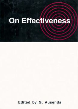 On Effectiveness