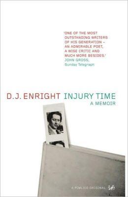 Injury Time: A Memoir